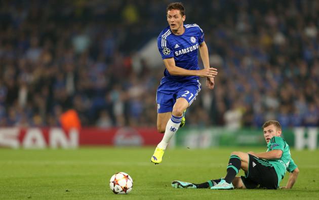 Soccer - UEFA Champions League - Group G - Chelsea v FC Schalke 04 - Stamford Bridge