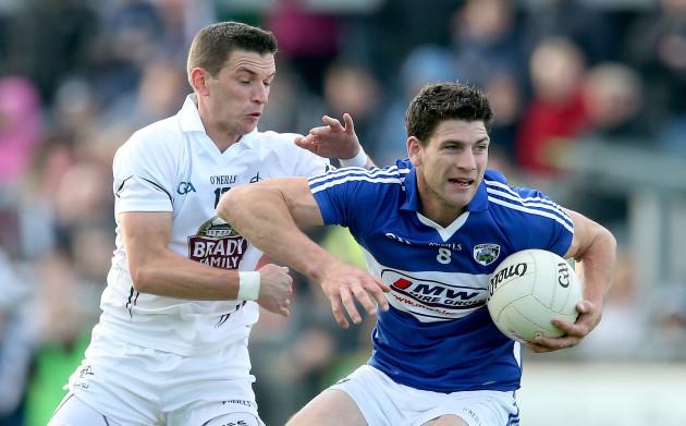 Eamonn Callaghan and Brendan Quigley