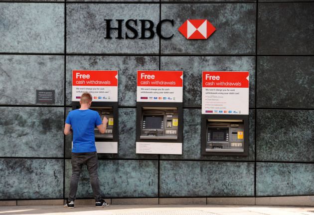 Job cuts at HSBC