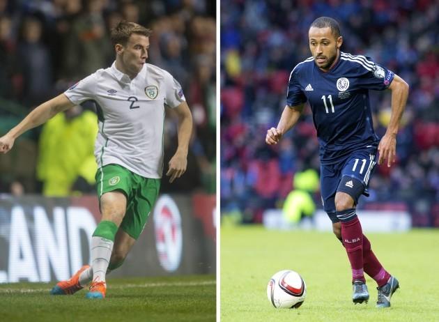 Soccer - UEFA Euro 2016 - Qualifying - Group D - Scotland v Republic of Ireland - Hampden Park
