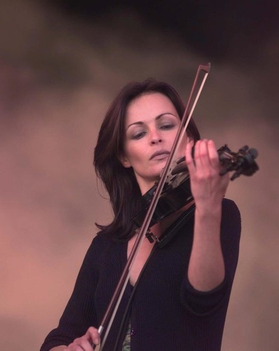 Glastonbury/Sharon-the Corrs 2