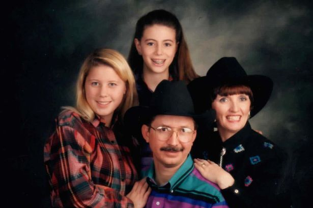 RTE Prime Time - Julia Holmes and Texan husband Clyde and Stepdaughters
