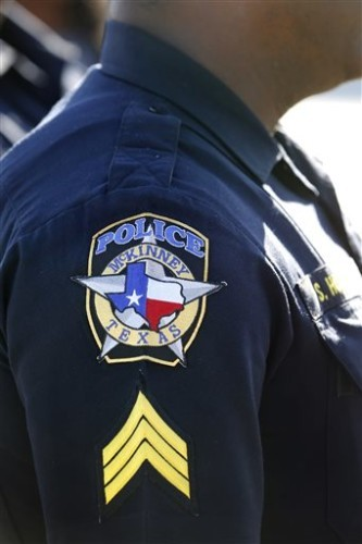 Texas Officer Pool Incident