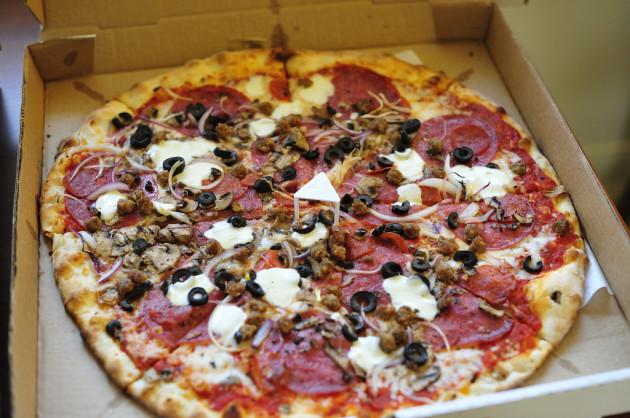 Brick Oven Special Pizza