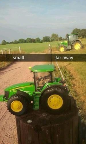 small-faraway