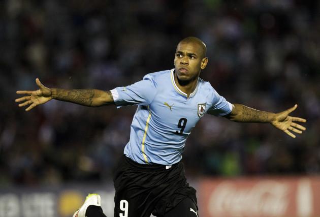 Uruguay Guatemala Soccer