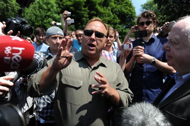 The Bilderberg Group summit - Watford