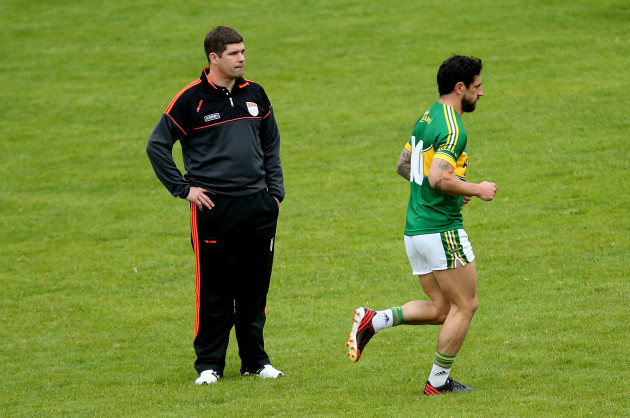 Eamonn Fitzmaurice and Paul Galvin