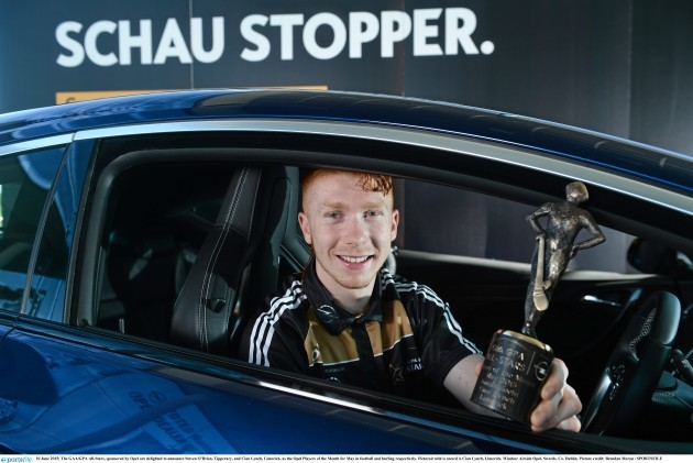 Opel Player of the Month Awards for May 2015