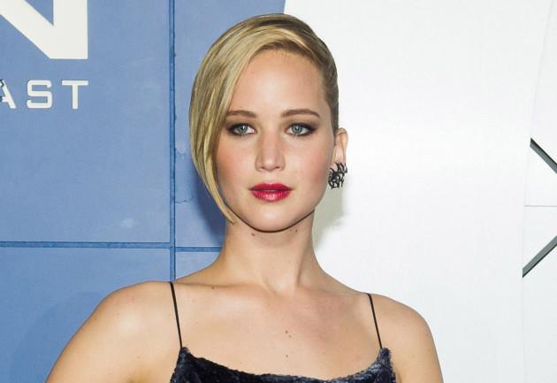 People Jennifer Lawrence
