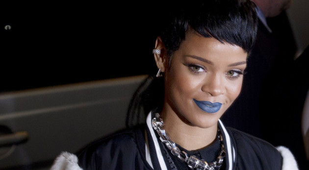 Rihanna launches River Island collection - London