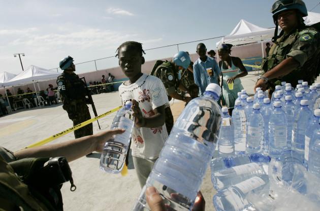 Haiti UN