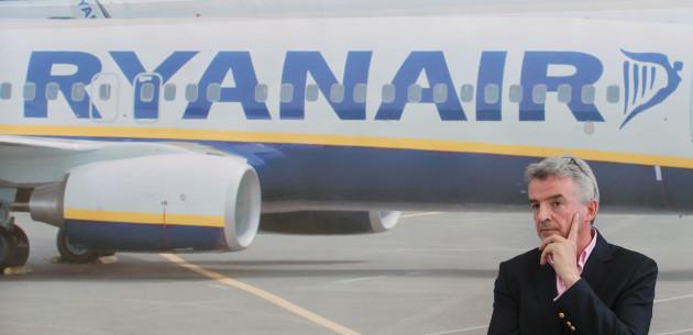 Ryanair profits