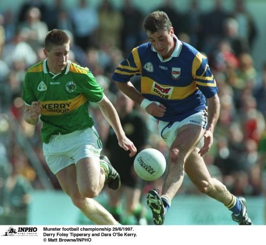 Derry Foley Tipperary and Dara O'Se Kerry 29/6/1997