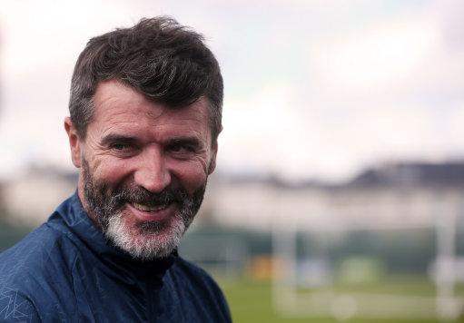 Soccer - Republic of Ireland v England - Republic of Ireland Press Conference - Gannon Park