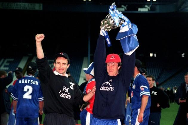 Soccer - Coca Cola Cup Final - Replay - Leicester City v Middlesbrough - Hillsborough
