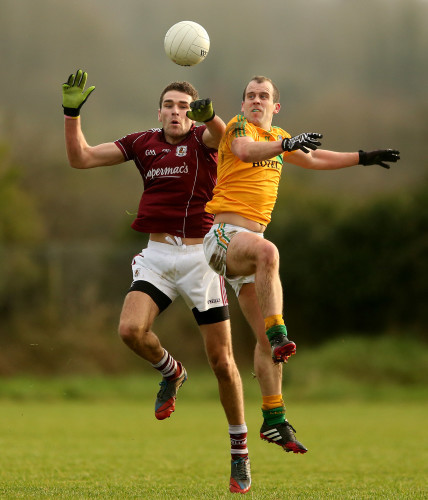 Fiontan OÕCurraoin and Fergal Clancy