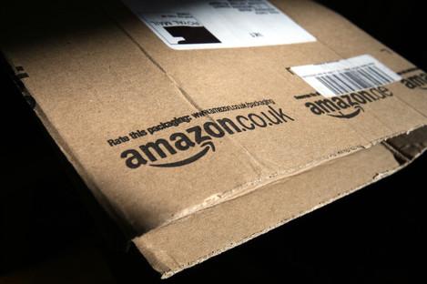 Amazon in UK sales switch