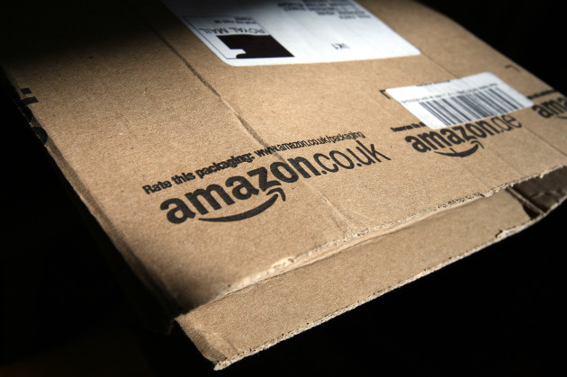 Amazon in UK sales switch
