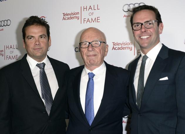 Rupert Murdoch Fox