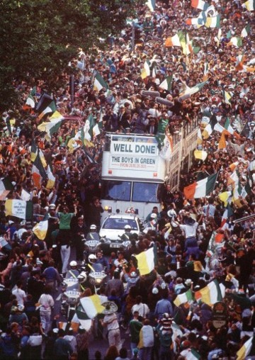 Ireland Homecoming 1990