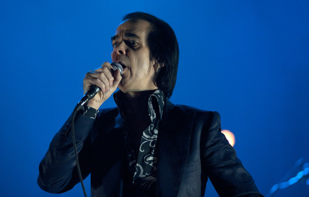 Nick Cave in concert - Manchester