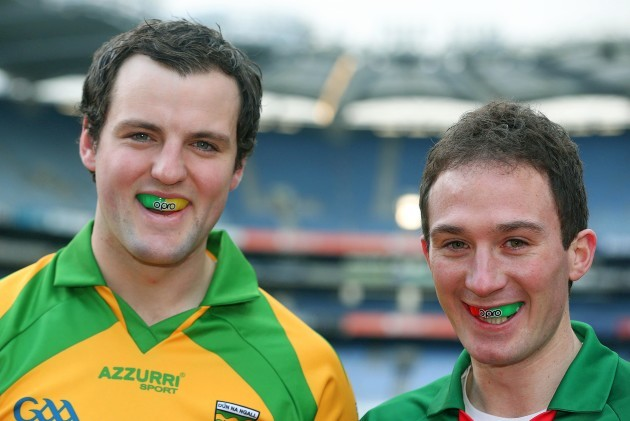 Michael Murphy and Alan Dillon
