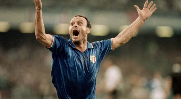 Soccer - FIFA World Cup Italia 90 - Semi Final - Italy v Argentina - Stadio San Paolo, Naples