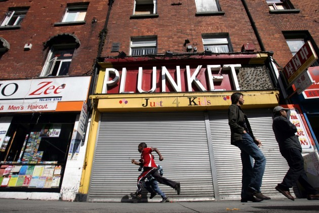 File Photo The Government has said it is to acquire the national monument site at 14-17 Moore Street.