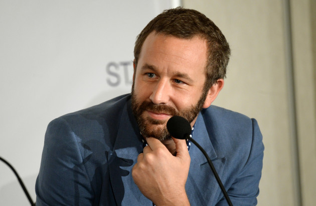2014 TIFF - St. Vincent Press Conference