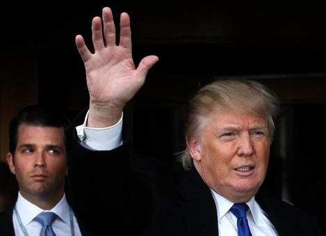 Donald Trump windfarm fight