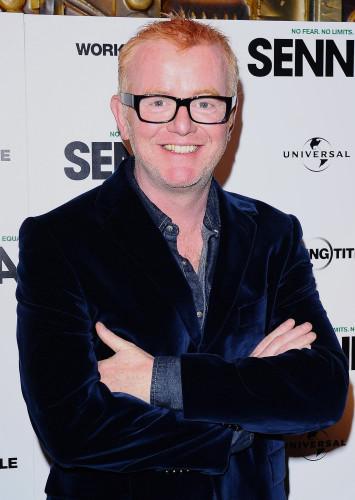 Evans to present Top Gear