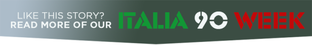 Italia week banner