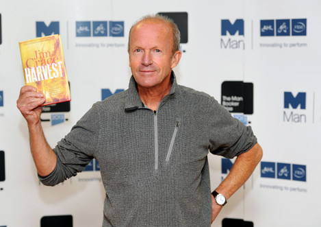 Man Booker Prize photocall
