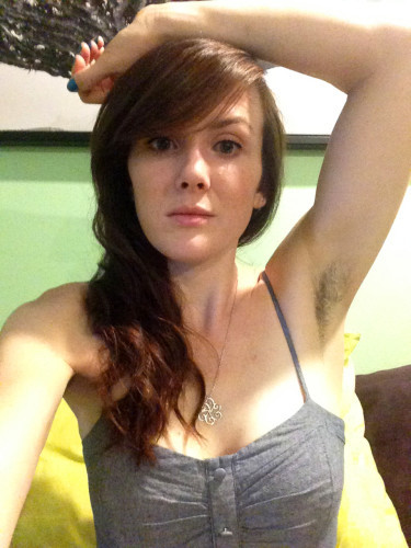 Fashion Underarm Hair