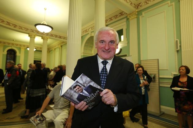 Brian Lenihans Book Launch