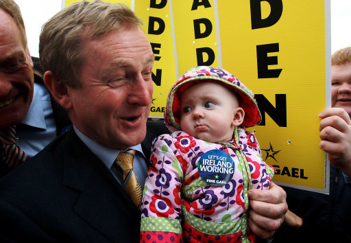 Fine Gael pledges political reform