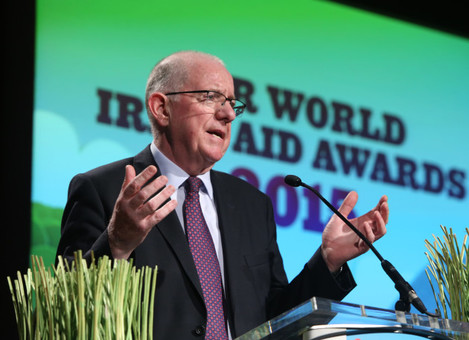 10th Annual Our World Irish Aid Awards