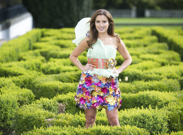 . Top model Holly Carpenter
