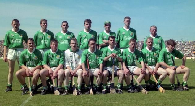 The Limerick Team 1996