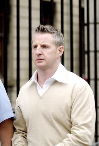 Brian Meehan Court Scenes