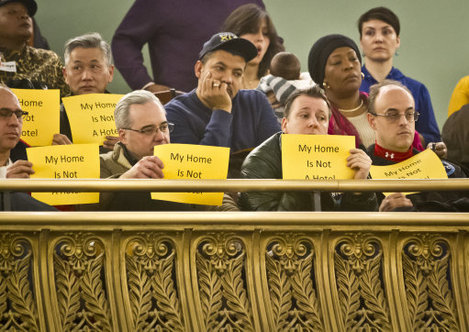 Travel- Airbnb Hearing