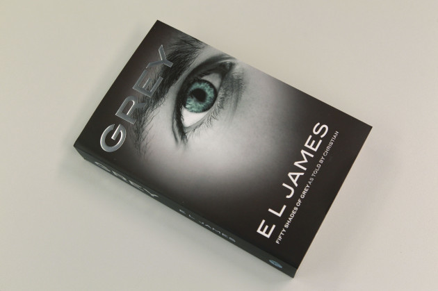 New EL James book released