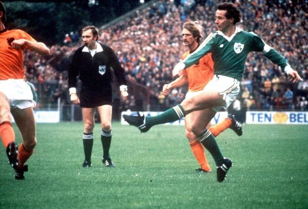 Liam Brady 1980