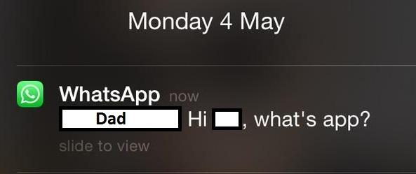 what's app