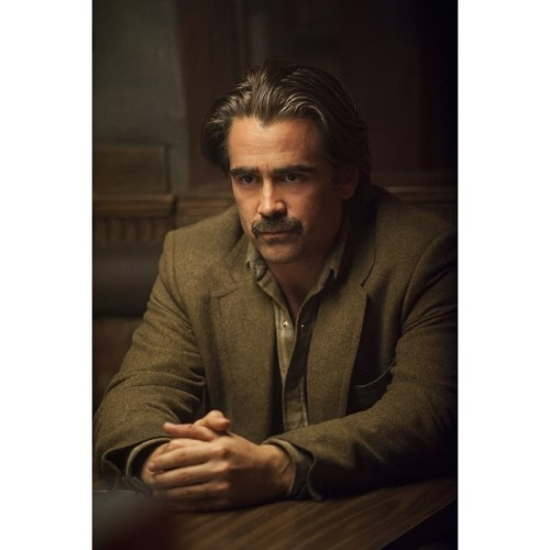 Colin Farrell as Ray Velcoro in #TrueDetective.