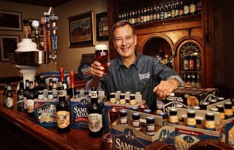 jim & samuel adams beers today