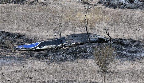 Fatal Plane Crash