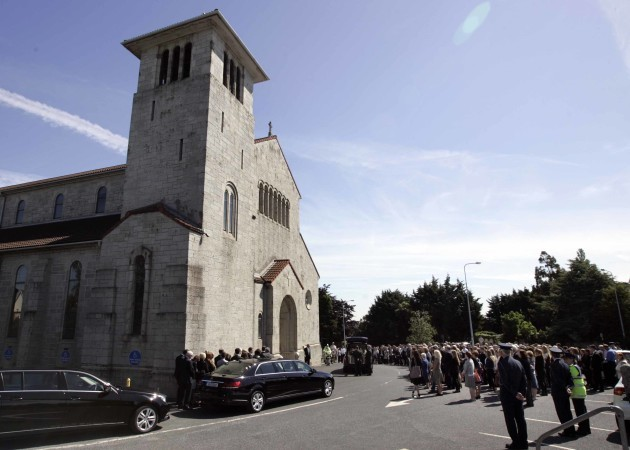 Eimear Walsh funeral was held today at O