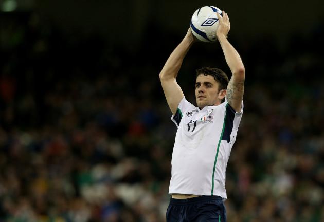 Soccer - International Friendly - Republic of Ireland v USA - Aviva Stadium